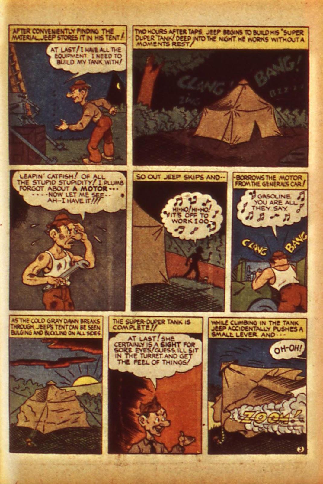 USA Comics issue 7 - Page 55