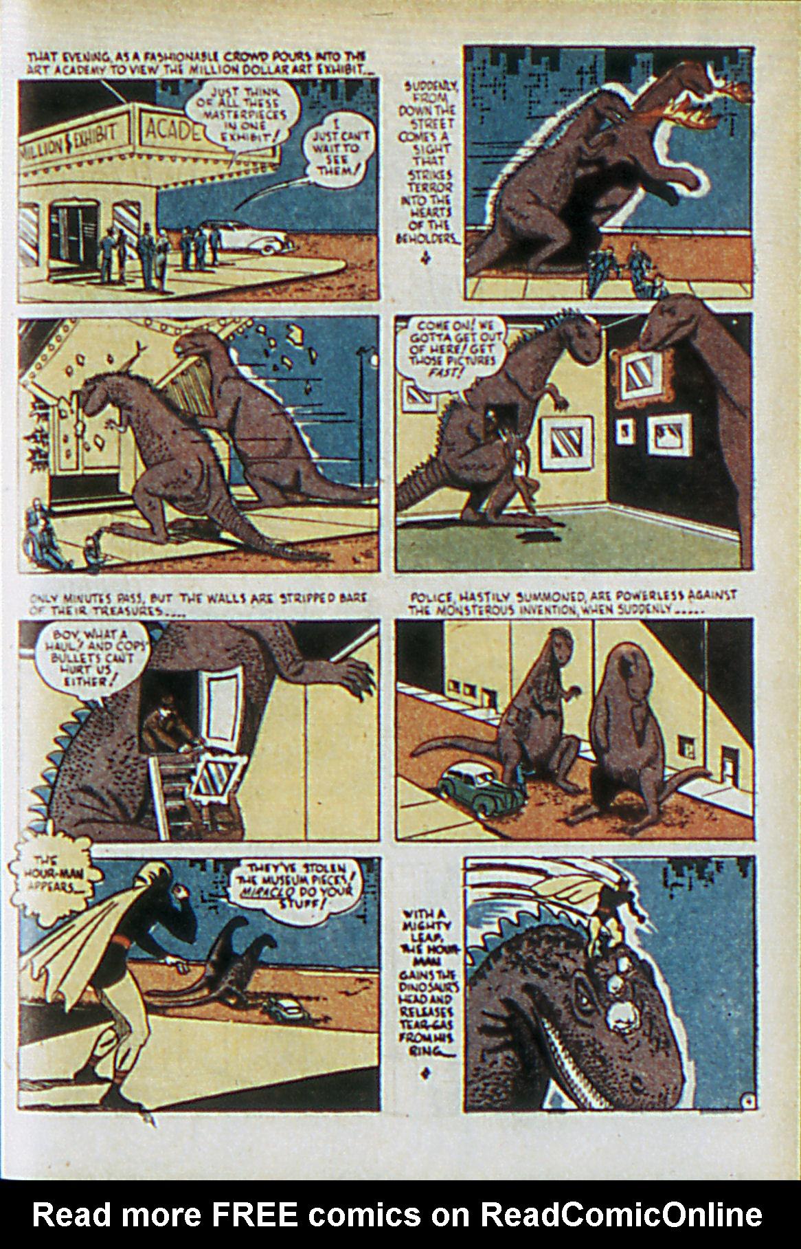 Read online Adventure Comics (1938) comic -  Issue #61 - 36