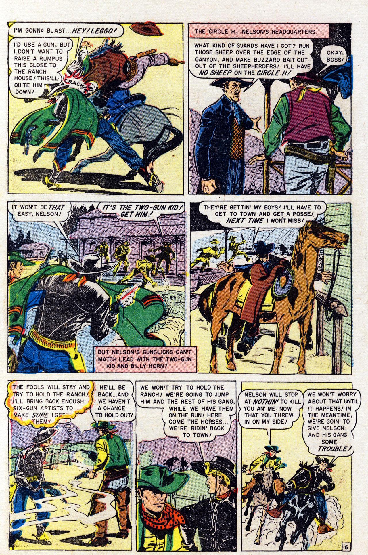 Read online Two-Gun Kid comic -  Issue #7 - 8