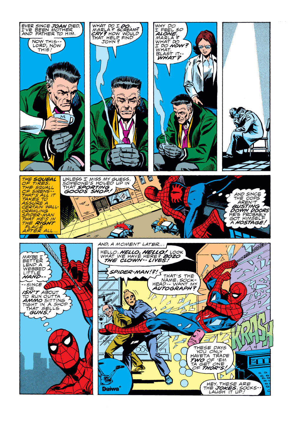 The Amazing Spider-Man (1963) 189 Page 7
