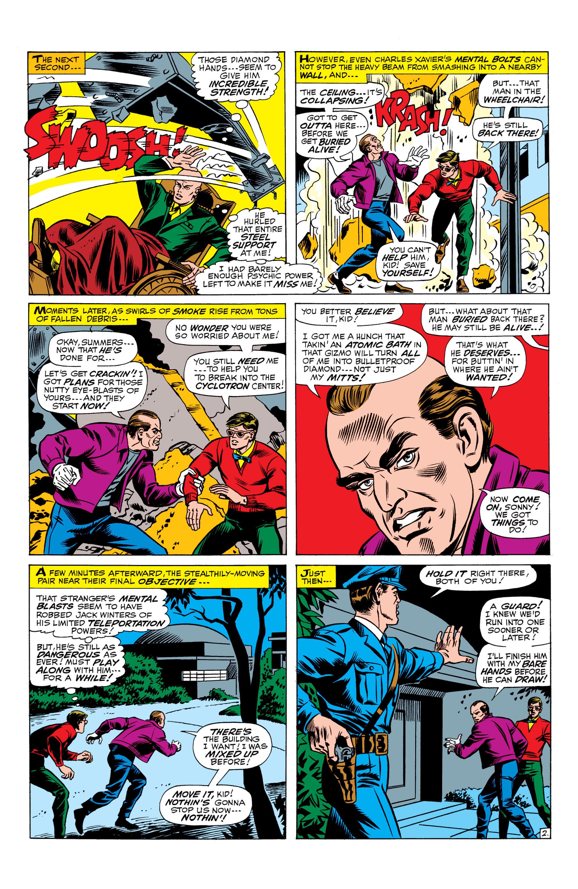 Read online Uncanny X-Men (1963) comic -  Issue #41 - 18