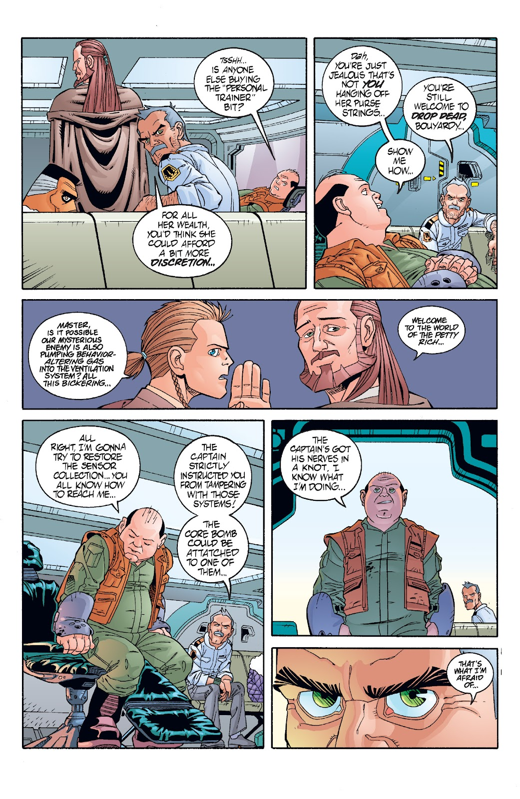 Read online Star Wars Legends: Rise of the Sith - Epic Collection comic -  Issue # TPB 1 (Part 3) - 51