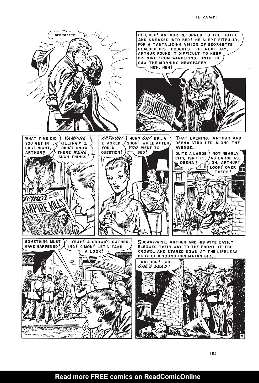 Read online Voodoo Vengeance and Other Stories comic -  Issue # TPB (Part 2) - 103