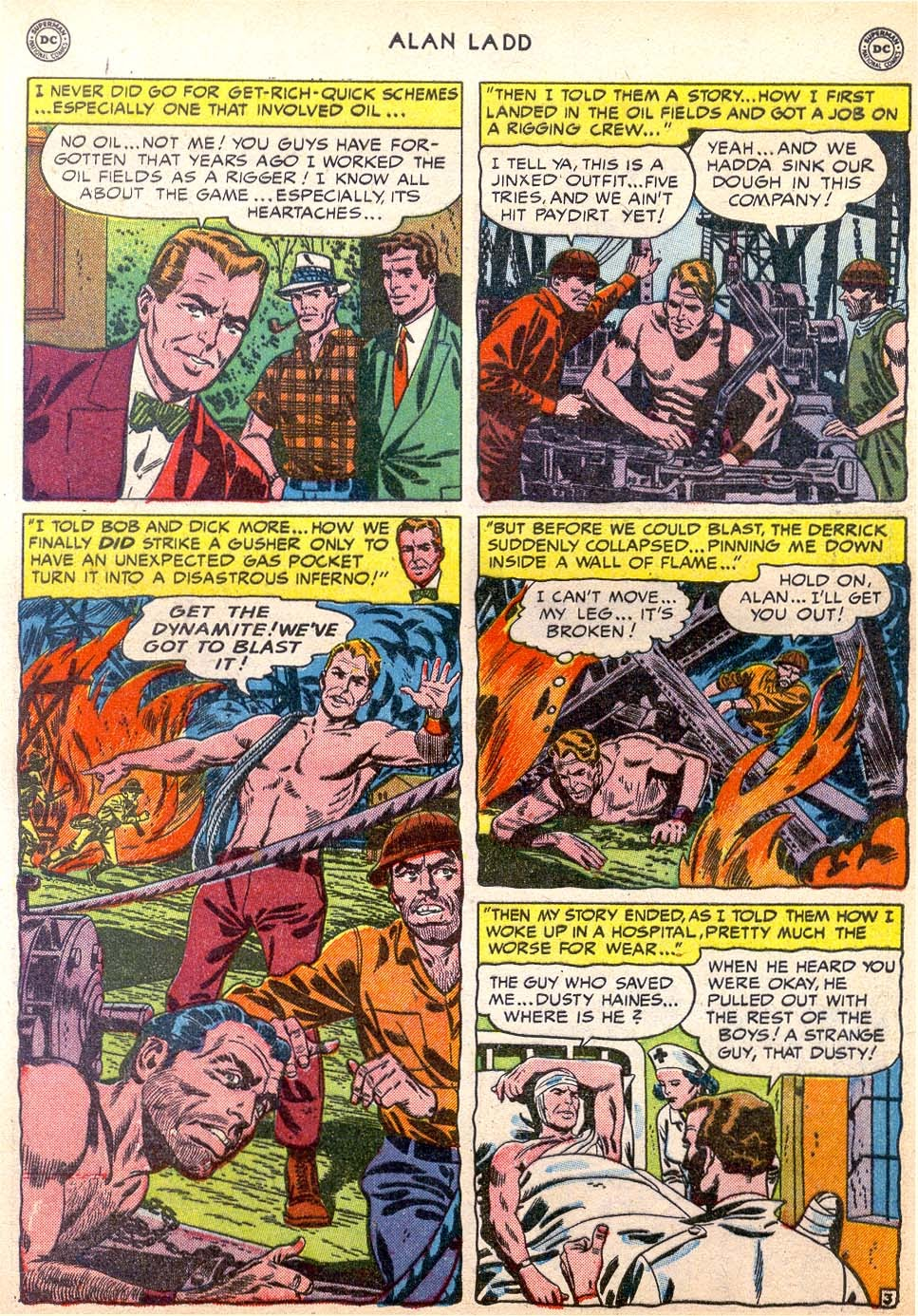 Adventures of Alan Ladd issue 4 - Page 42