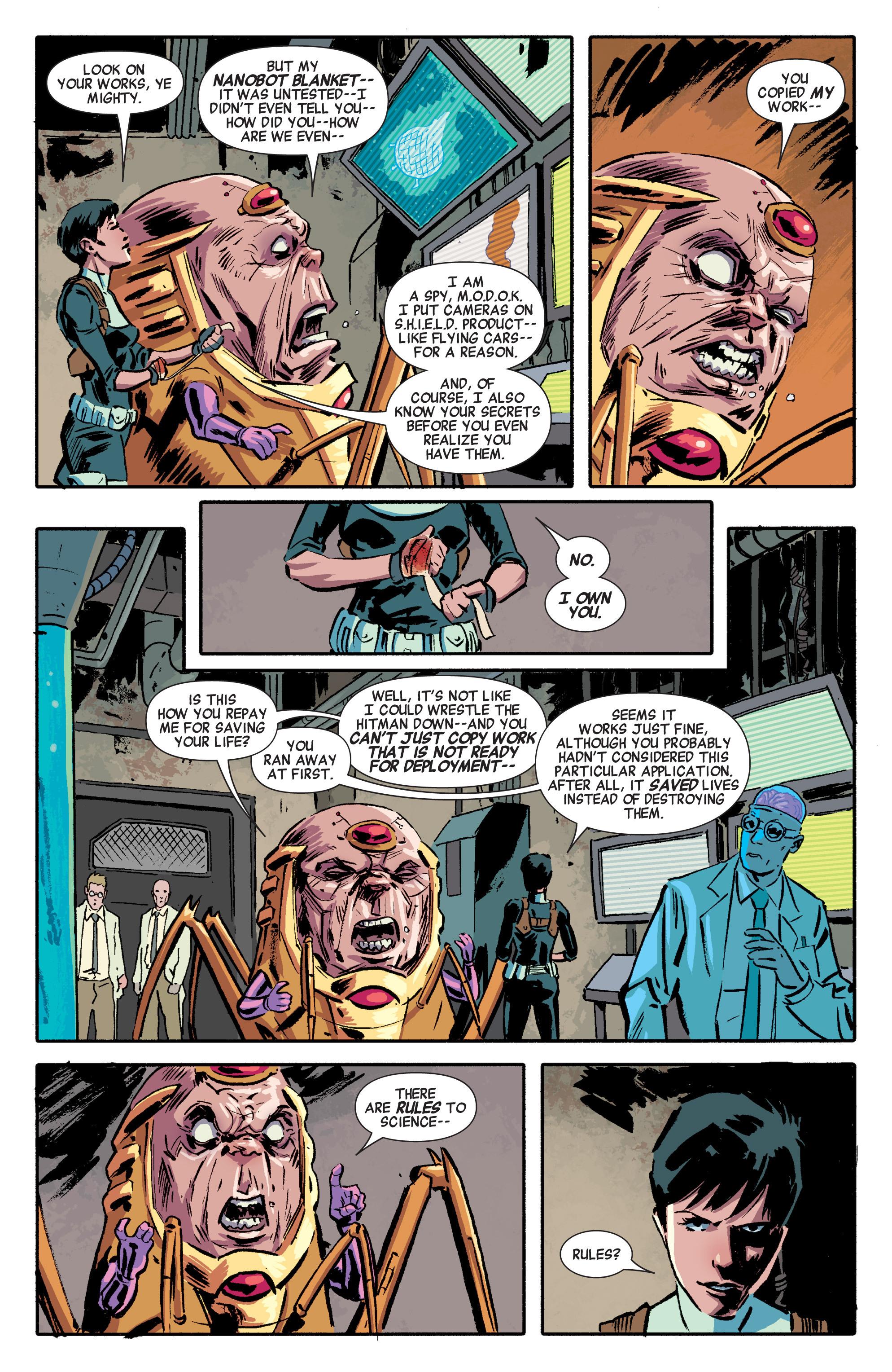 Read online Secret Avengers (2014) comic -  Issue #2 - 20