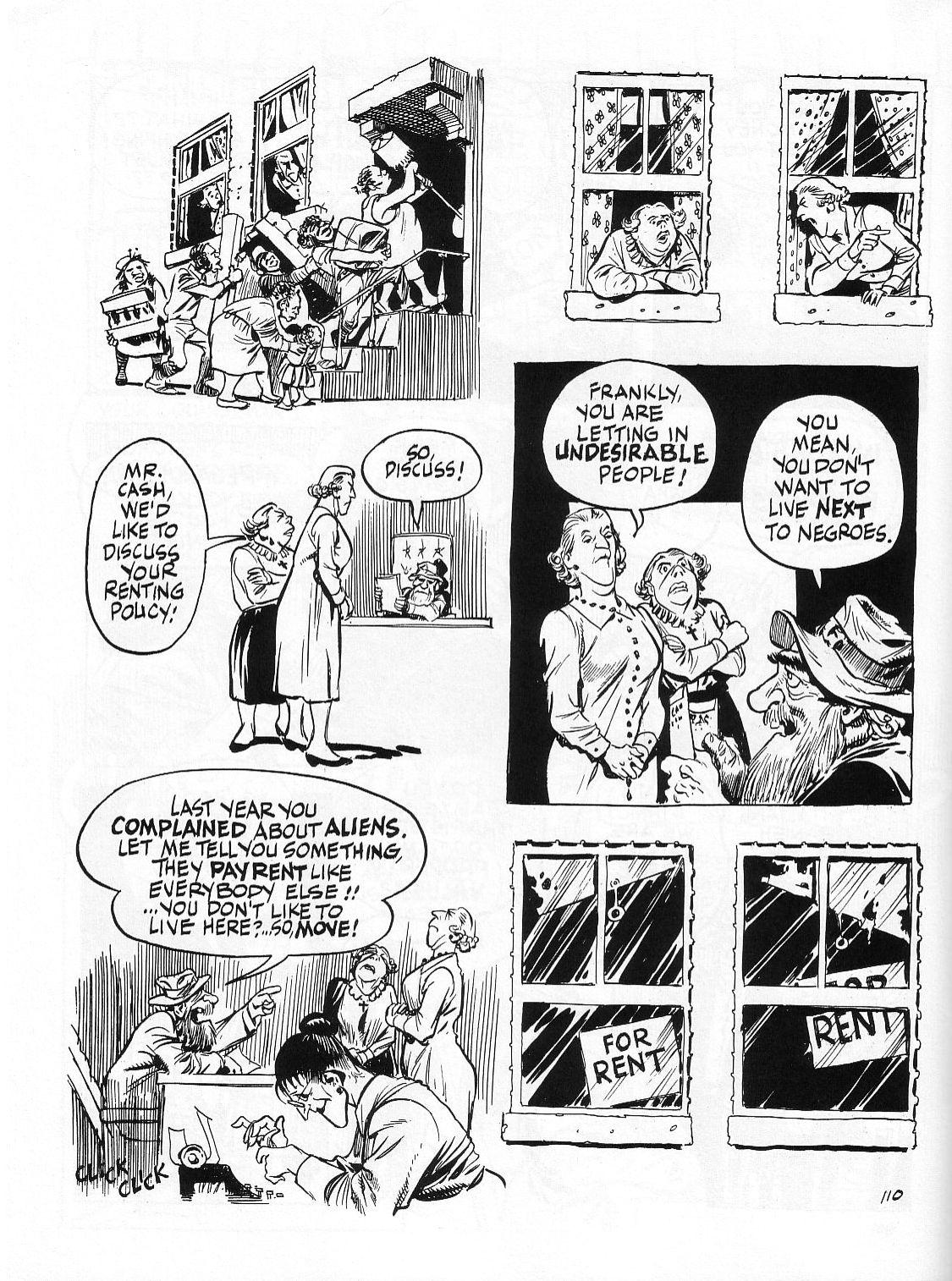 Read online Dropsie Avenue, The Neighborhood comic -  Issue # Full - 112