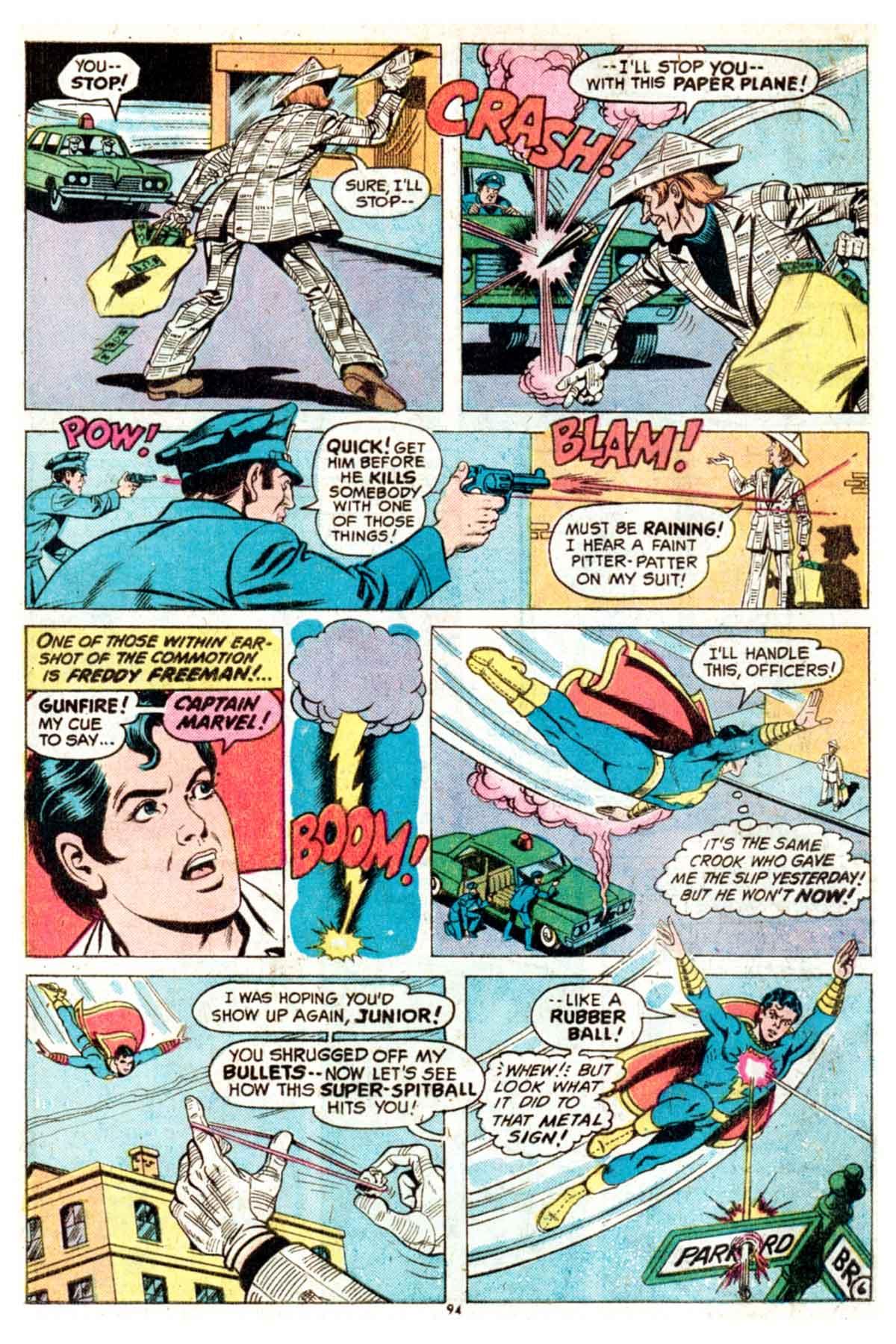 Read online Shazam! (1973) comic -  Issue #15 - 94