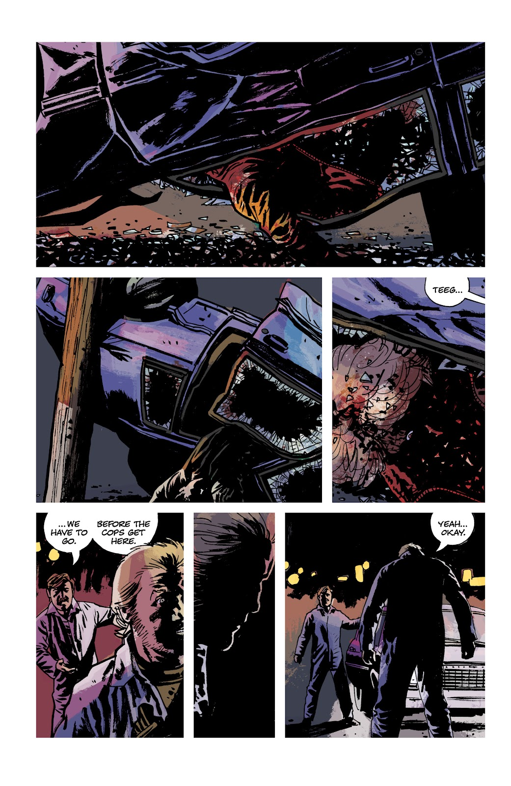 Read online Criminal (2019) comic -  Issue #12 - 15