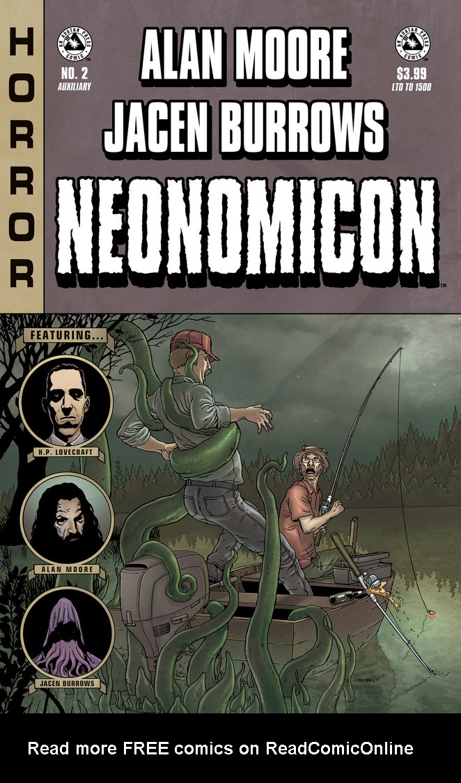Read online Alan Moore's Neonomicon comic -  Issue #2 - 4