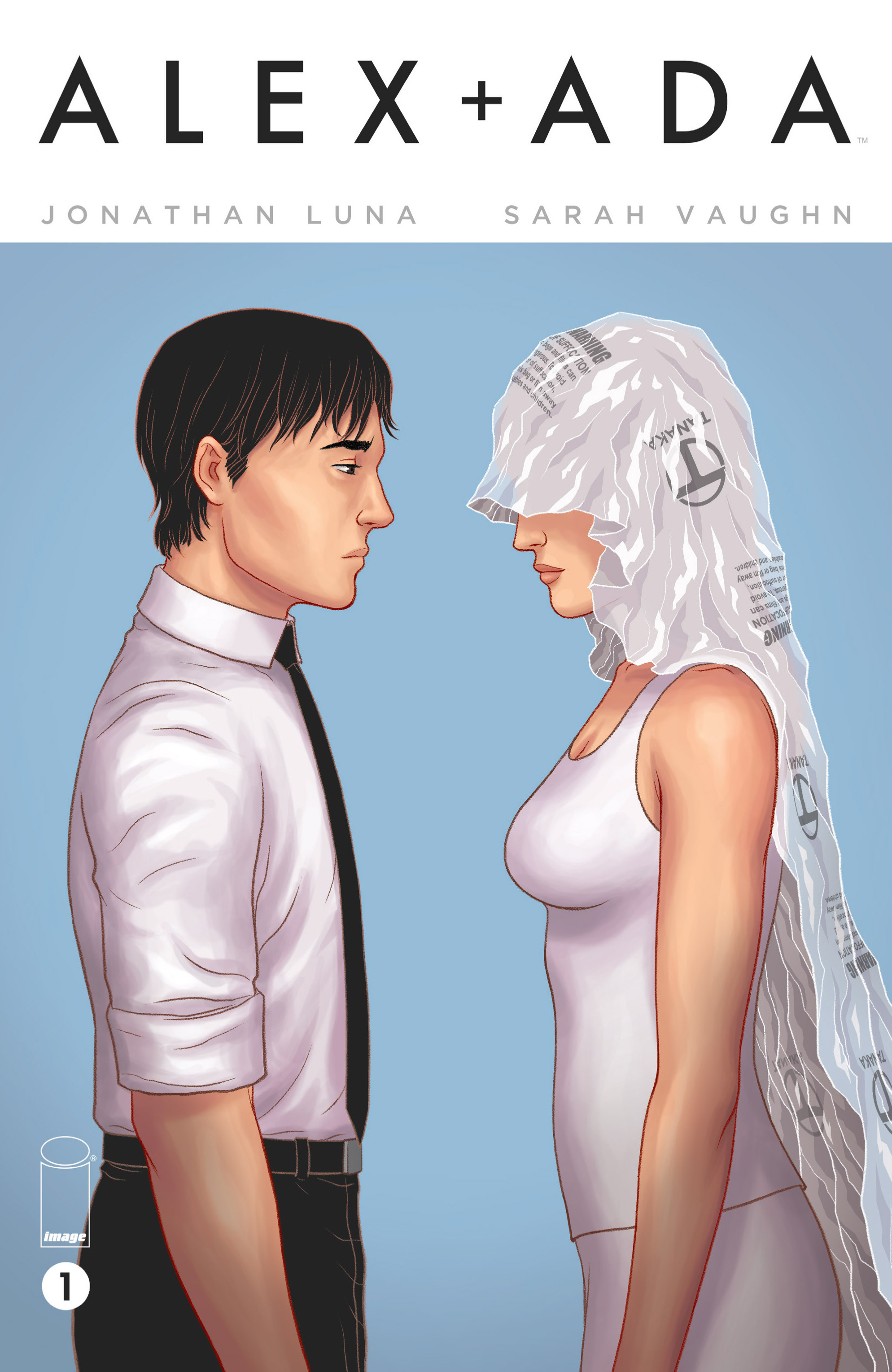 Read online Alex   Ada comic -  Issue #1 - 1