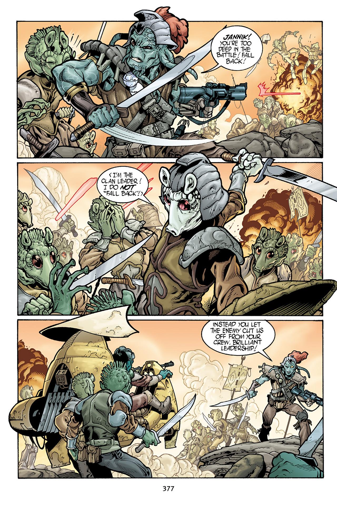 Read online Star Wars Omnibus comic -  Issue # Vol. 10 - 370