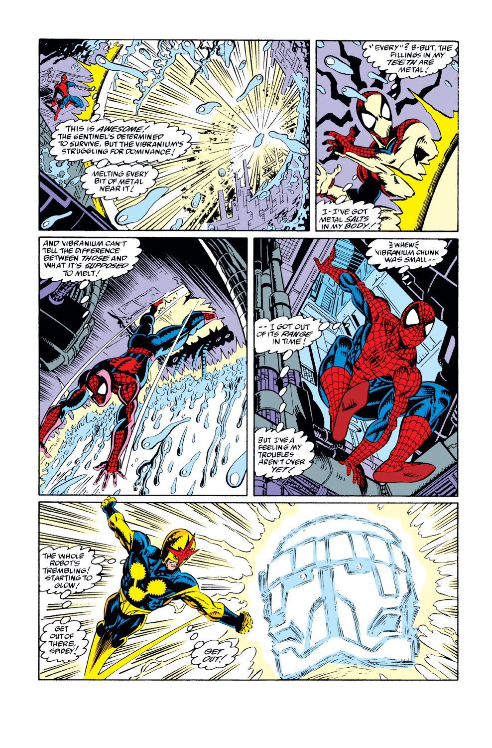 The Amazing Spider-Man (1963) 352 Page 19