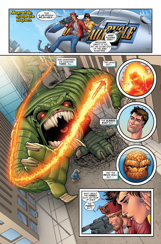 Read online Fantastic Four: Season One comic -  Issue # TPB - 46