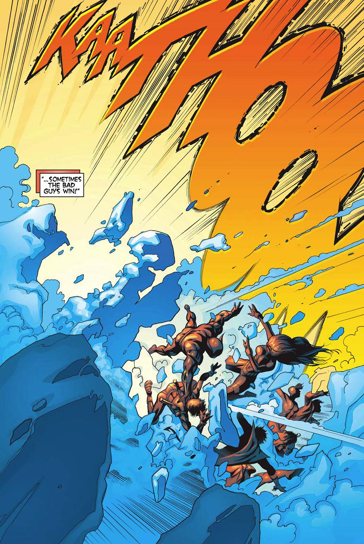 X-Men (1991) 86 Page 22
