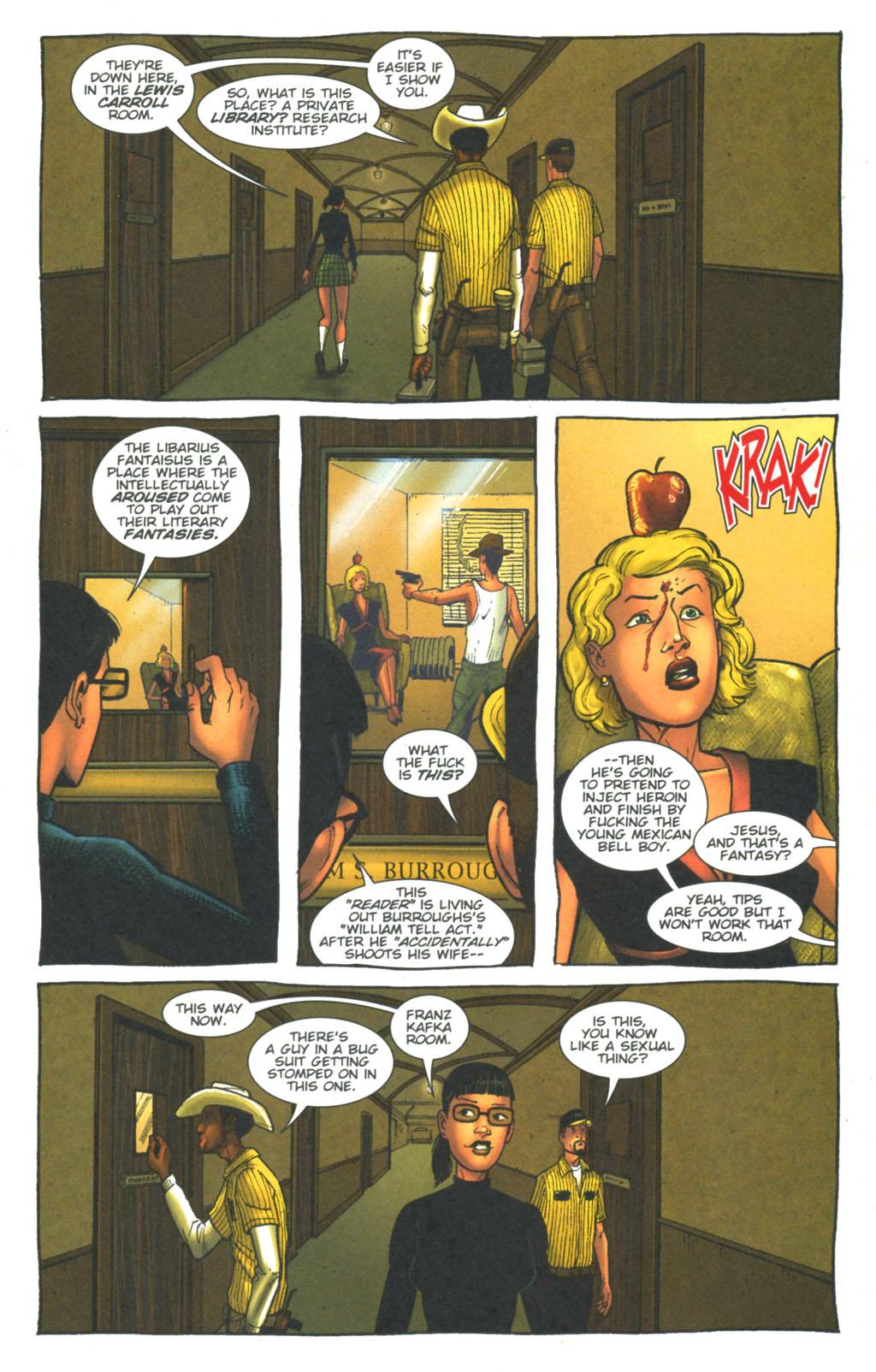 Read online The Exterminators comic -  Issue #6 - 10
