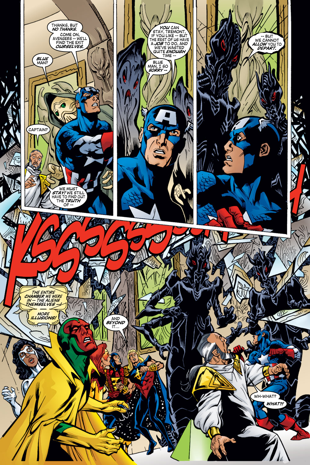 Read online Avengers (1998) comic -  Issue #50 - 18
