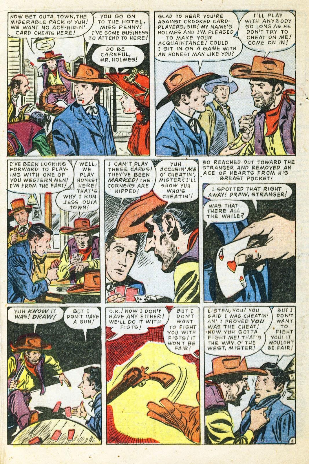 Gunsmoke Western issue 38 - Page 21