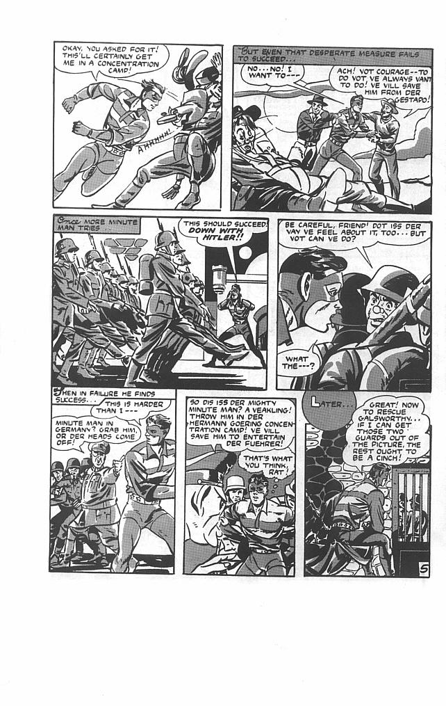 Read online Men of Mystery Comics comic -  Issue #30 - 30