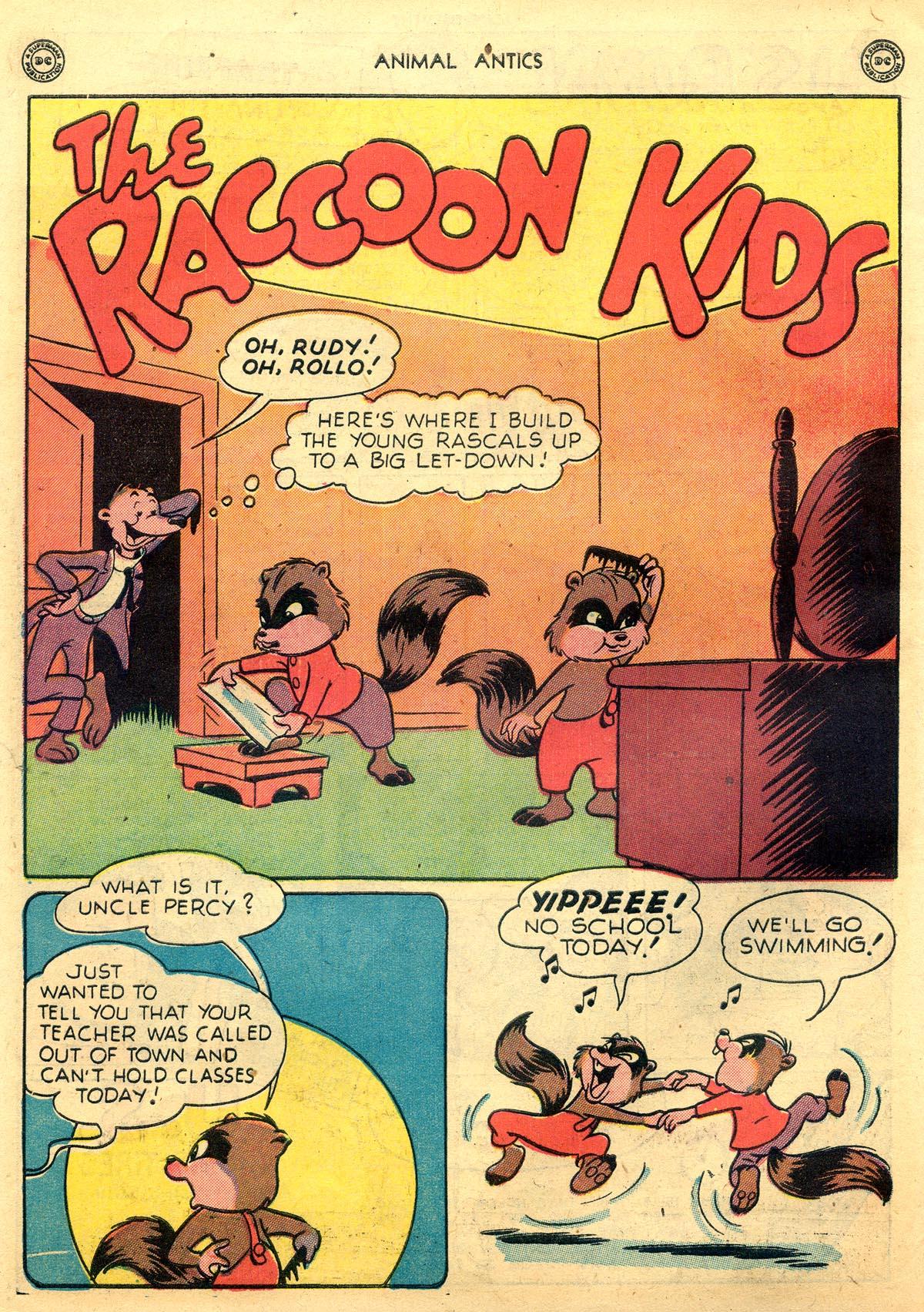 Read online Animal Antics comic -  Issue #10 - 44