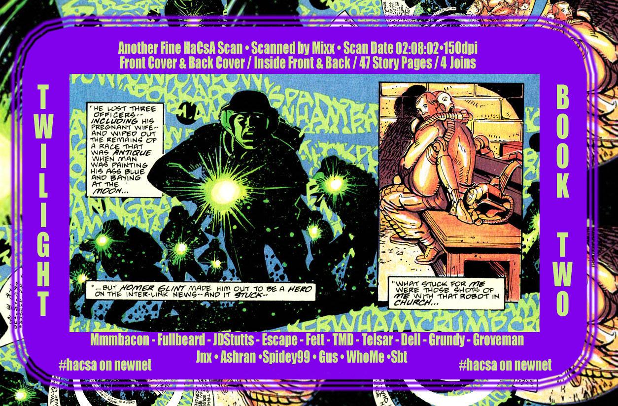 Read online Twilight comic -  Issue #2 - 57