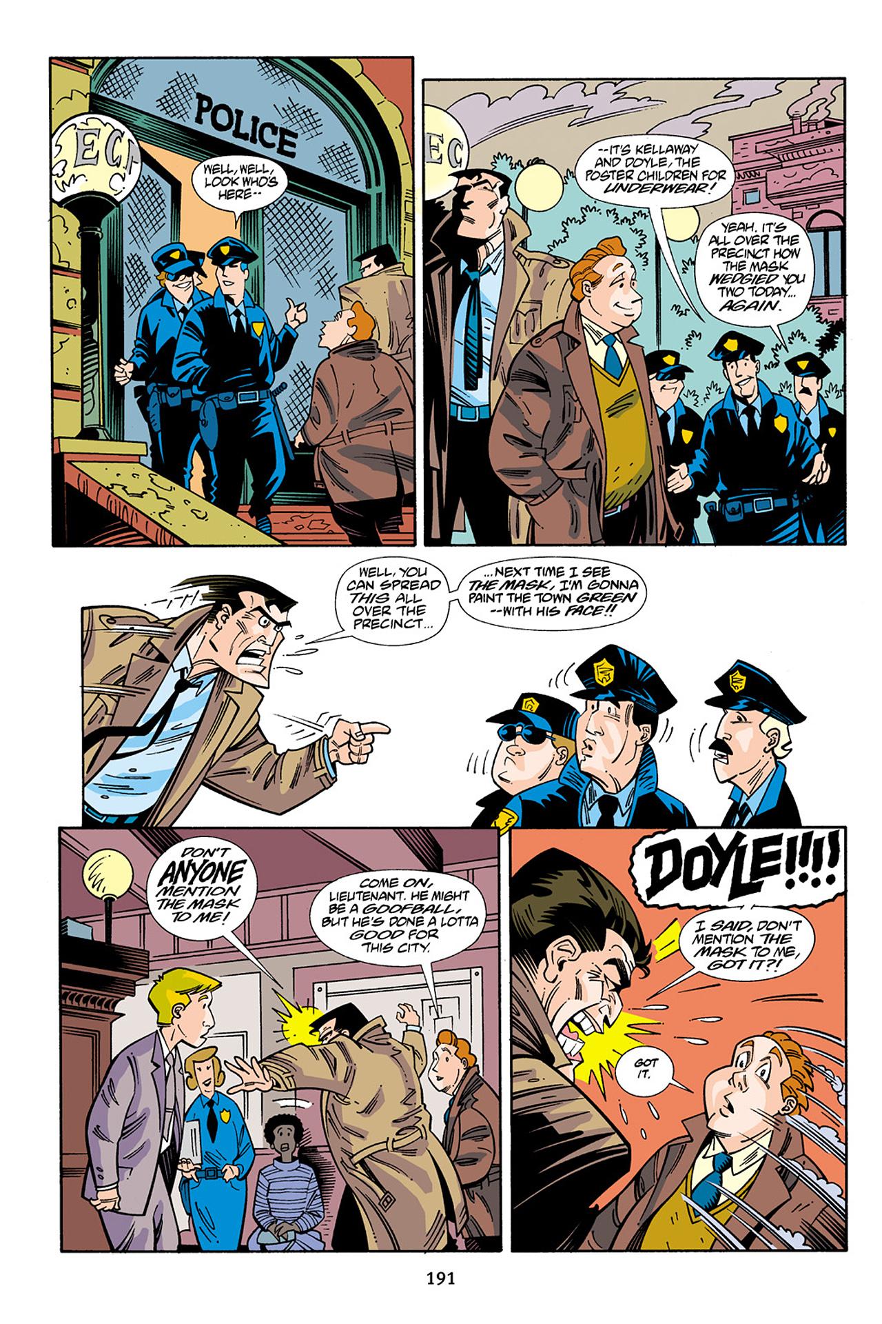 Read online Adventures Of The Mask Omnibus comic -  Issue #Adventures Of The Mask Omnibus Full - 190