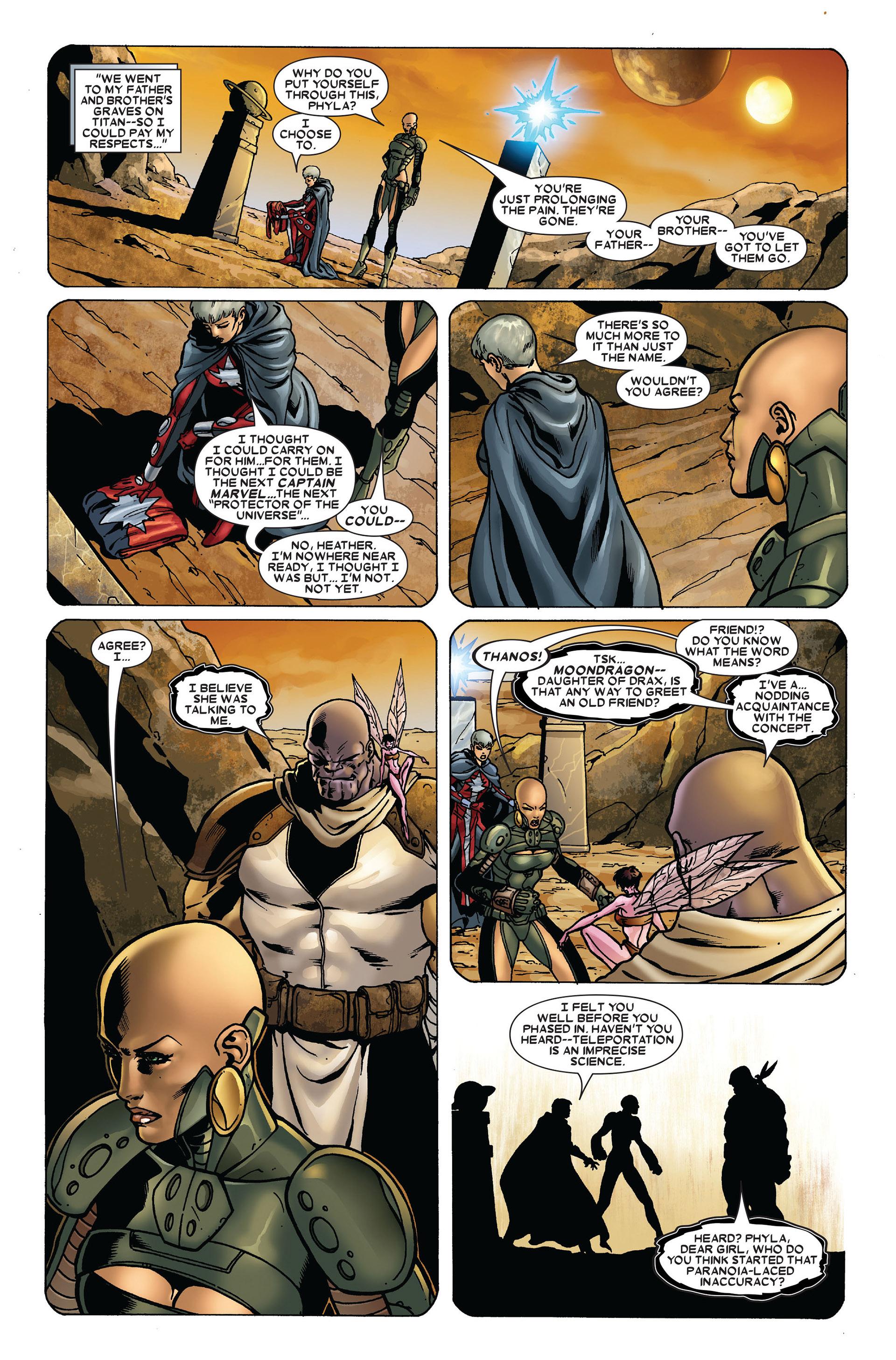 Read online Annihilation comic -  Issue #2 - 4