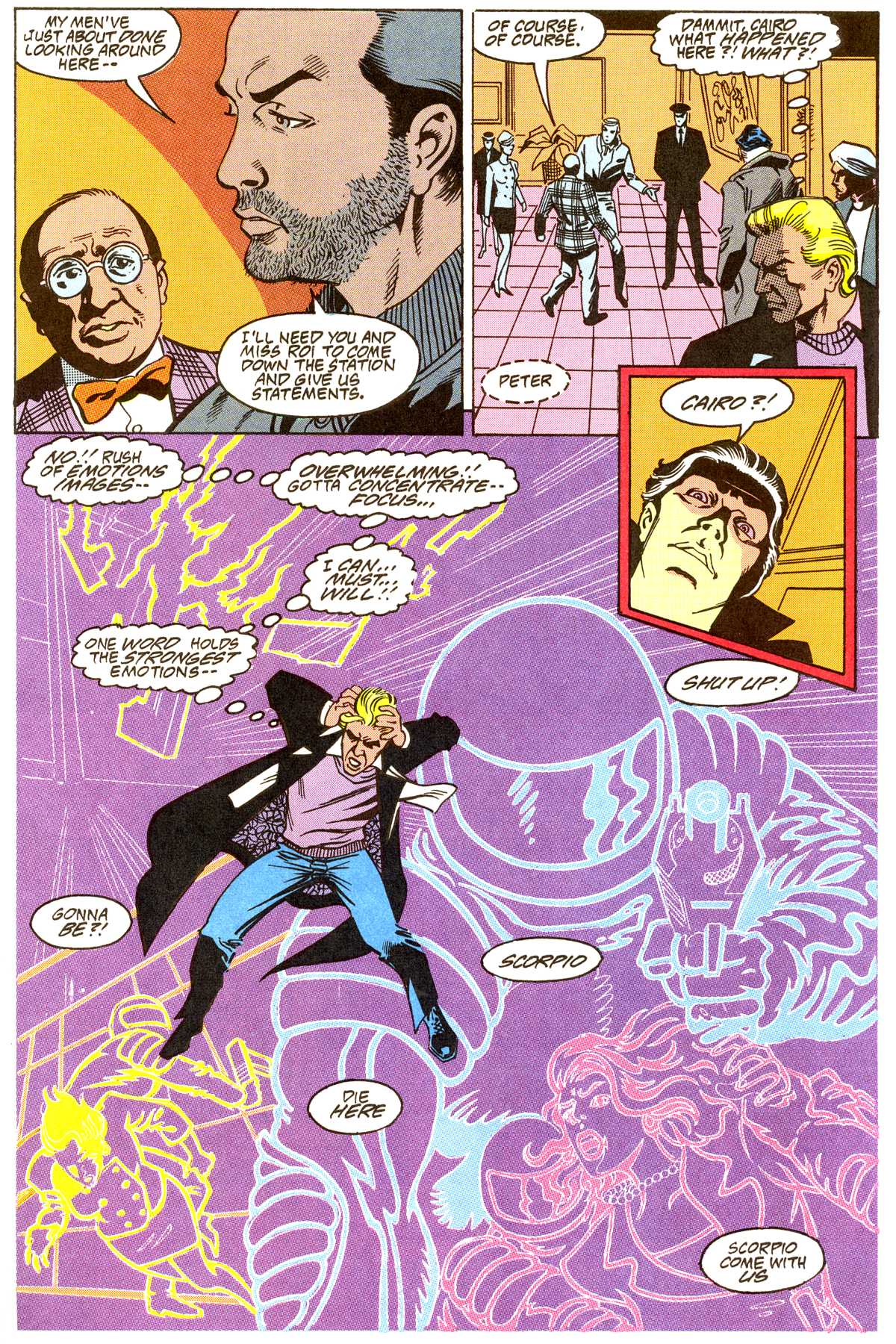 Read online Peter Cannon--Thunderbolt (1992) comic -  Issue #8 - 4