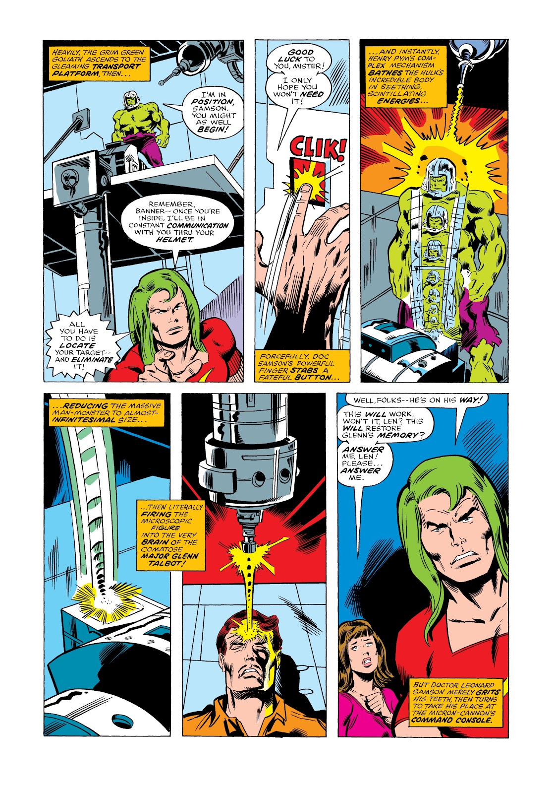 Read online Marvel Masterworks: The Incredible Hulk comic -  Issue # TPB 12 (Part 2) - 3