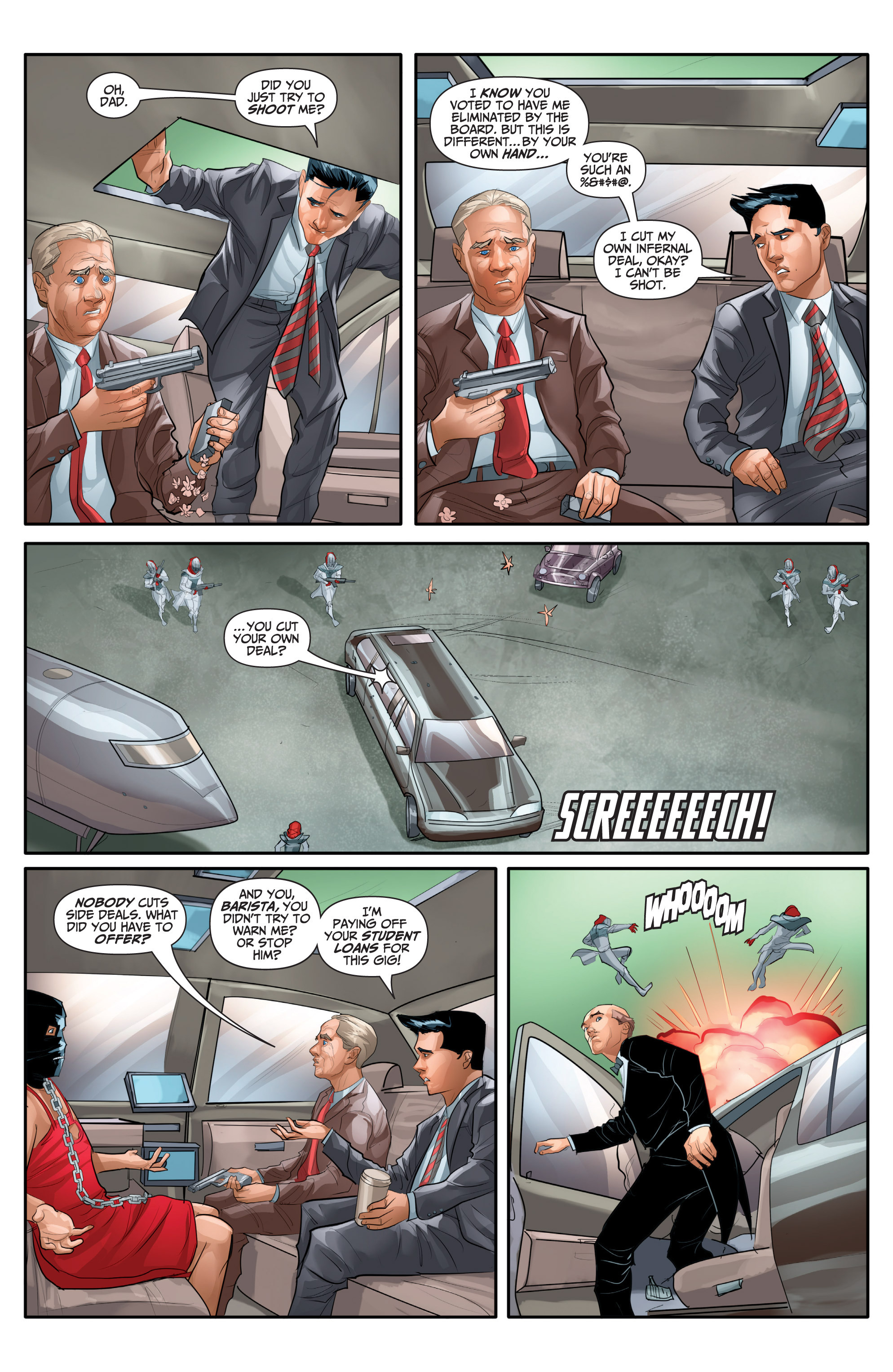 Read online Archer and Armstrong comic -  Issue #Archer and Armstrong _TPB 7 - 67