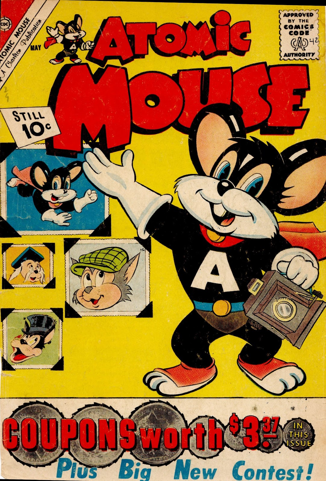 Atomic Mouse issue 42 - Page 1