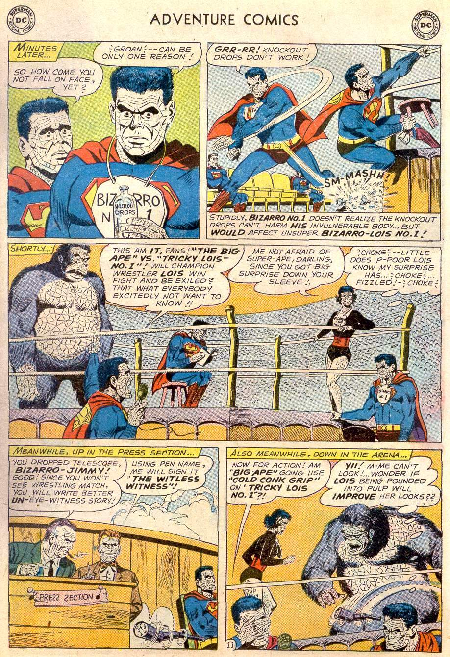 Read online Adventure Comics (1938) comic -  Issue #295 - 31