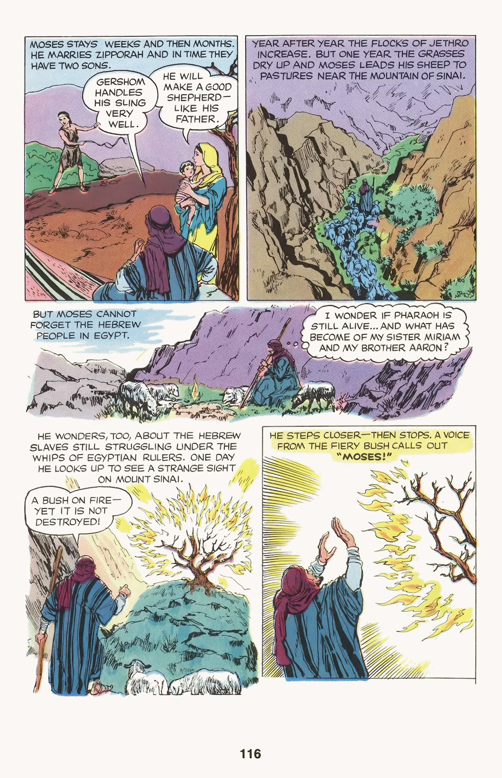 The Picture Bible issue TPB (Part 2) - Page 19
