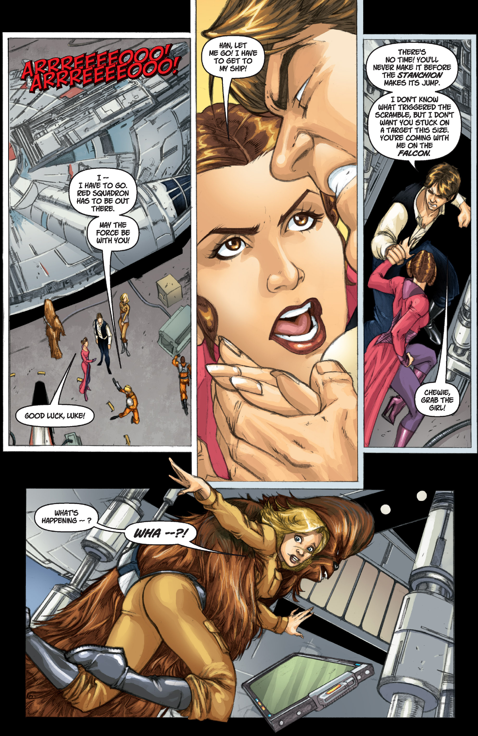 Read online Star Wars Omnibus comic -  Issue # Vol. 17 - 313