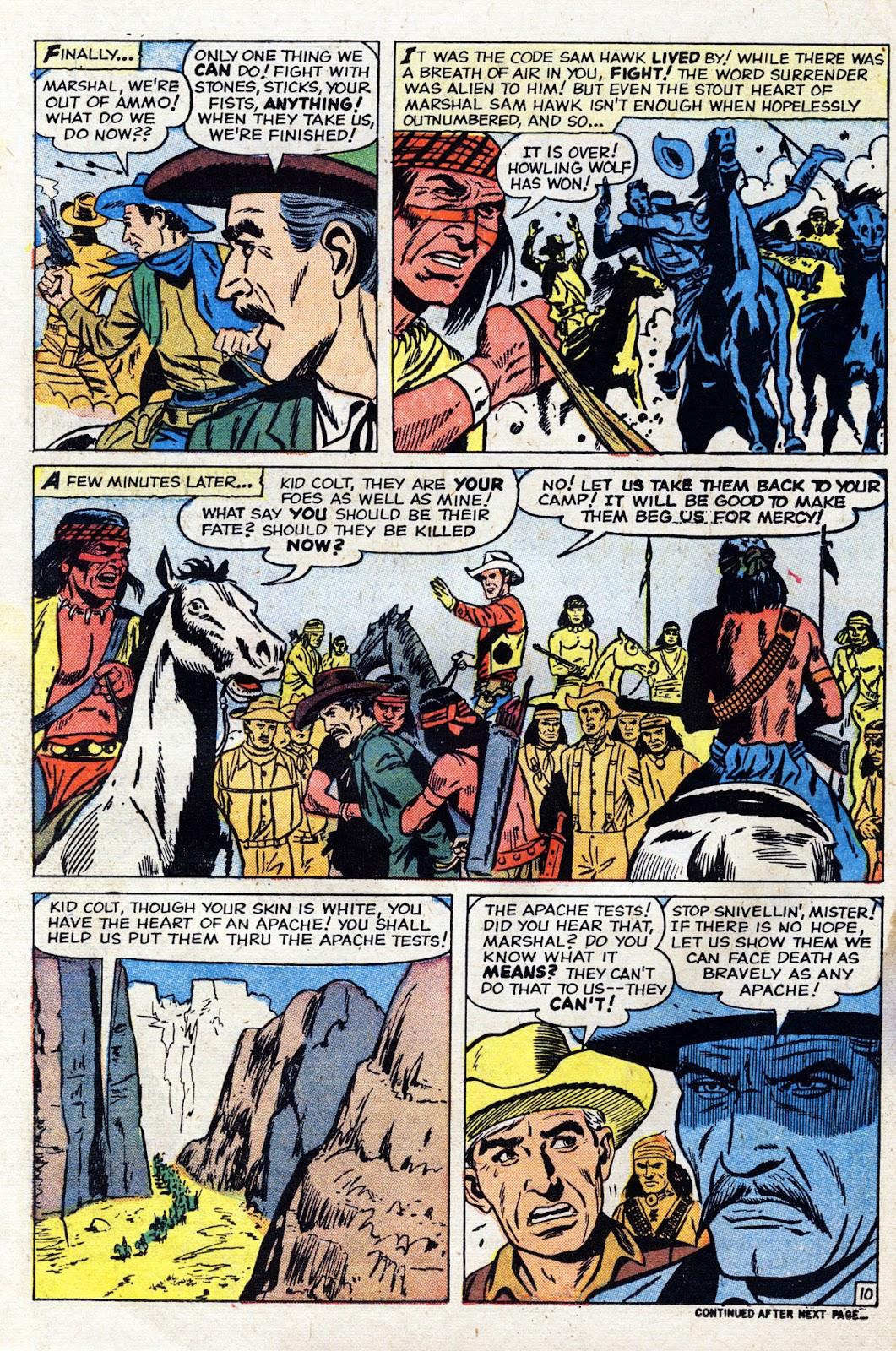 Gunsmoke Western issue 60 - Page 14