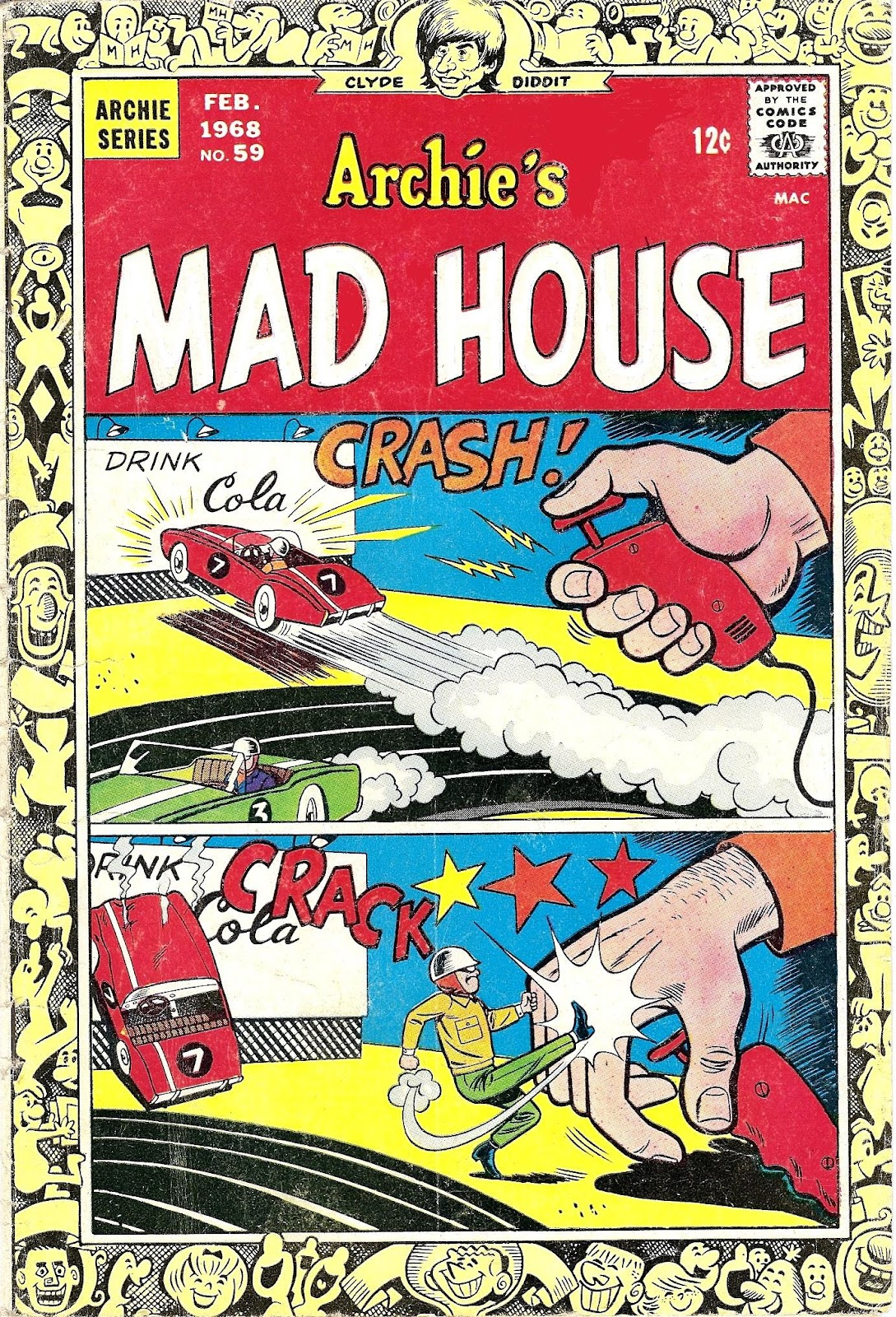 Archie's Madhouse issue 59 - Page 1