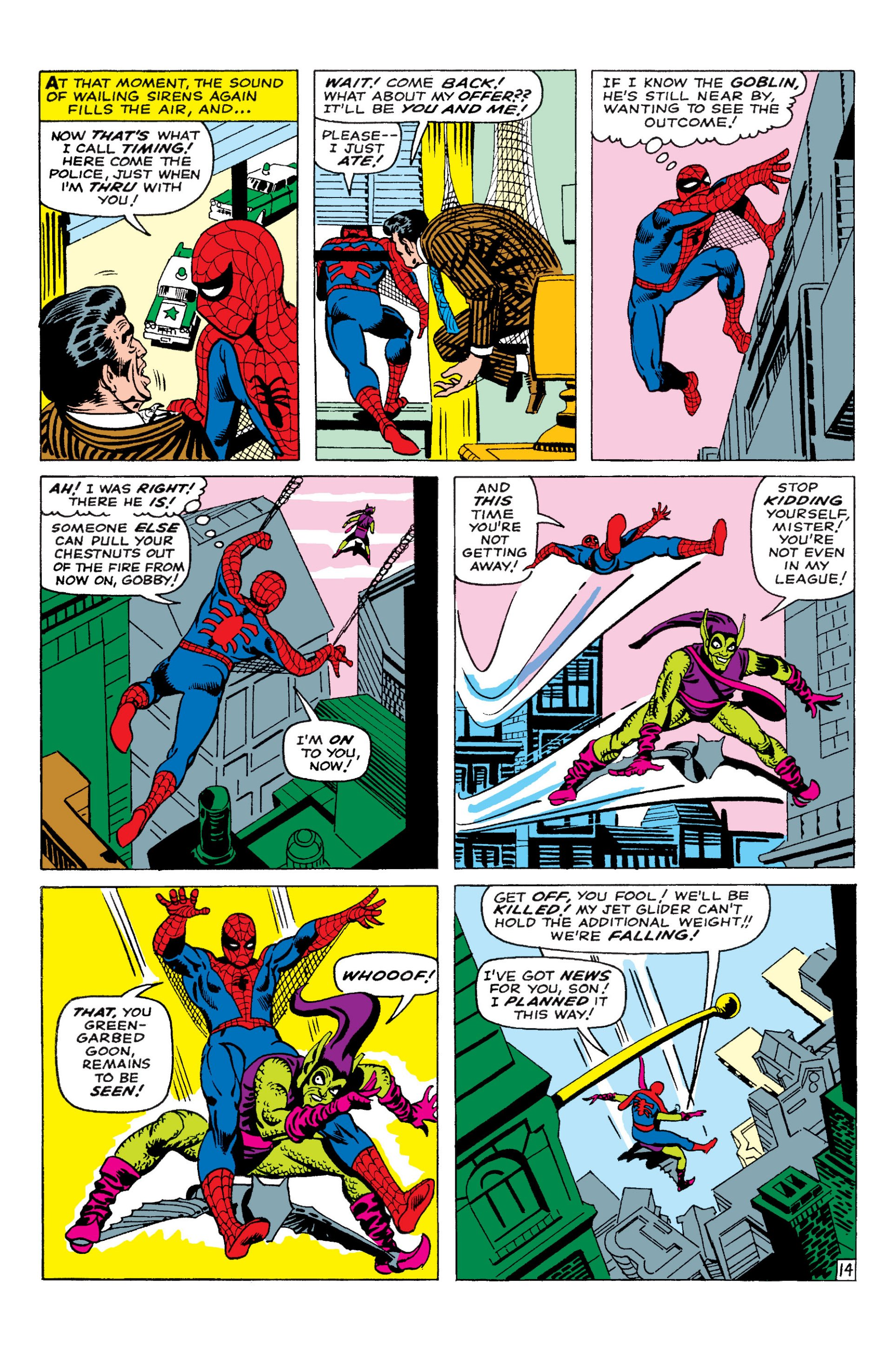 The Amazing Spider-Man (1963) 23 Page 14