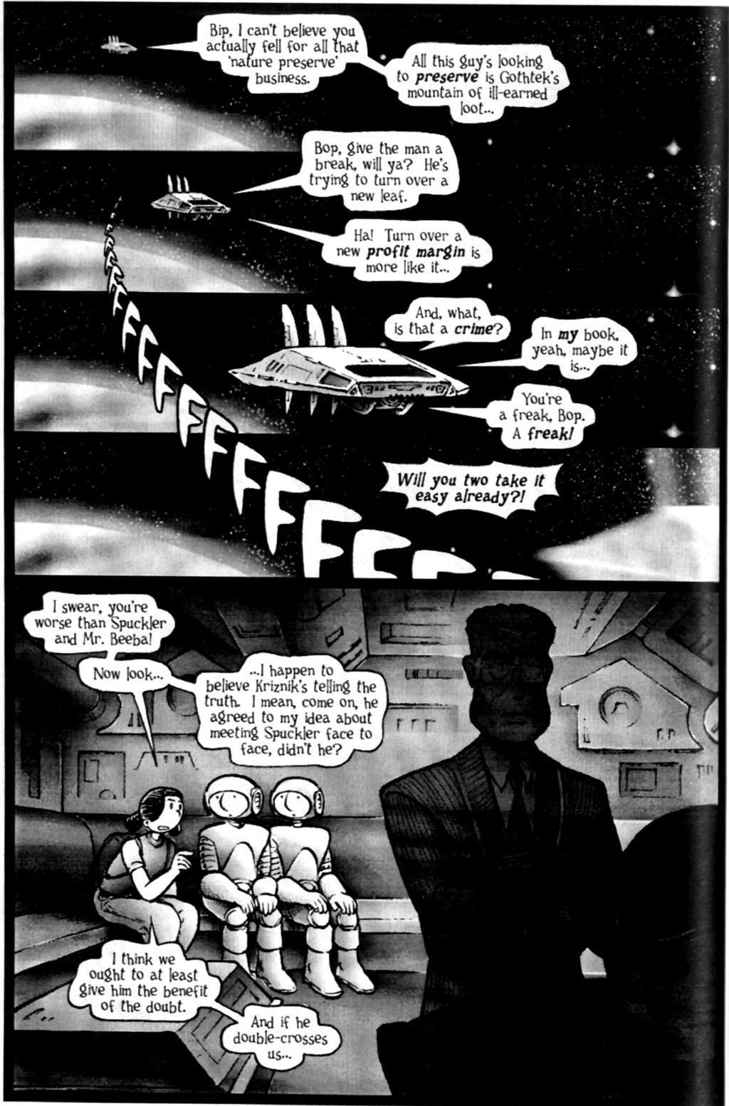 Read online Akiko comic -  Issue #Akiko _TPB 7 - 91