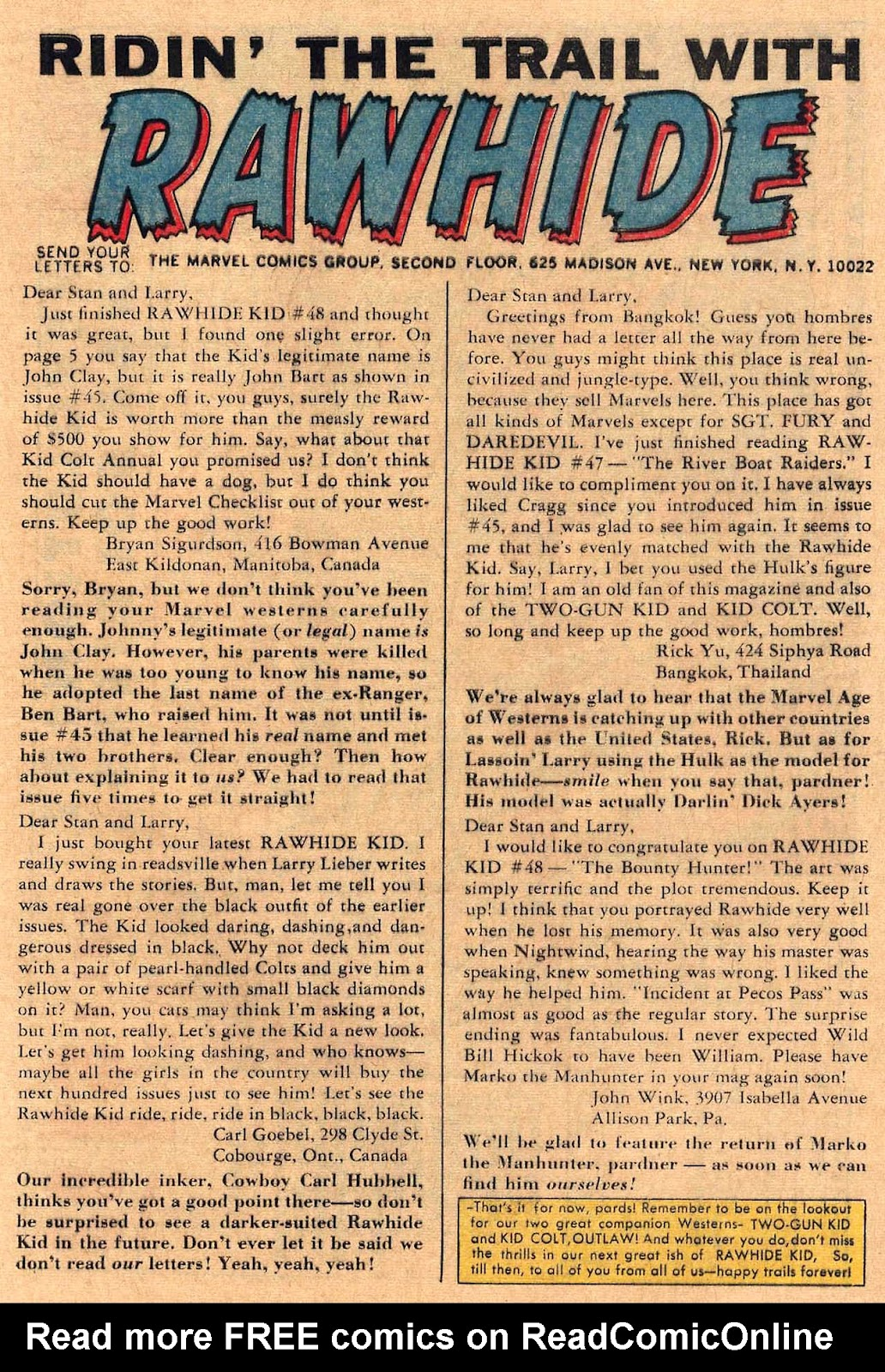 The Rawhide Kid (1955) issue 50 - Page 33