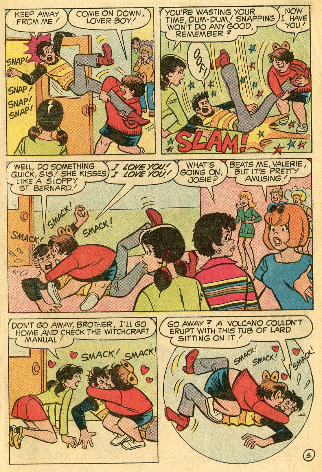 Read online She's Josie comic -  Issue #48 - 7