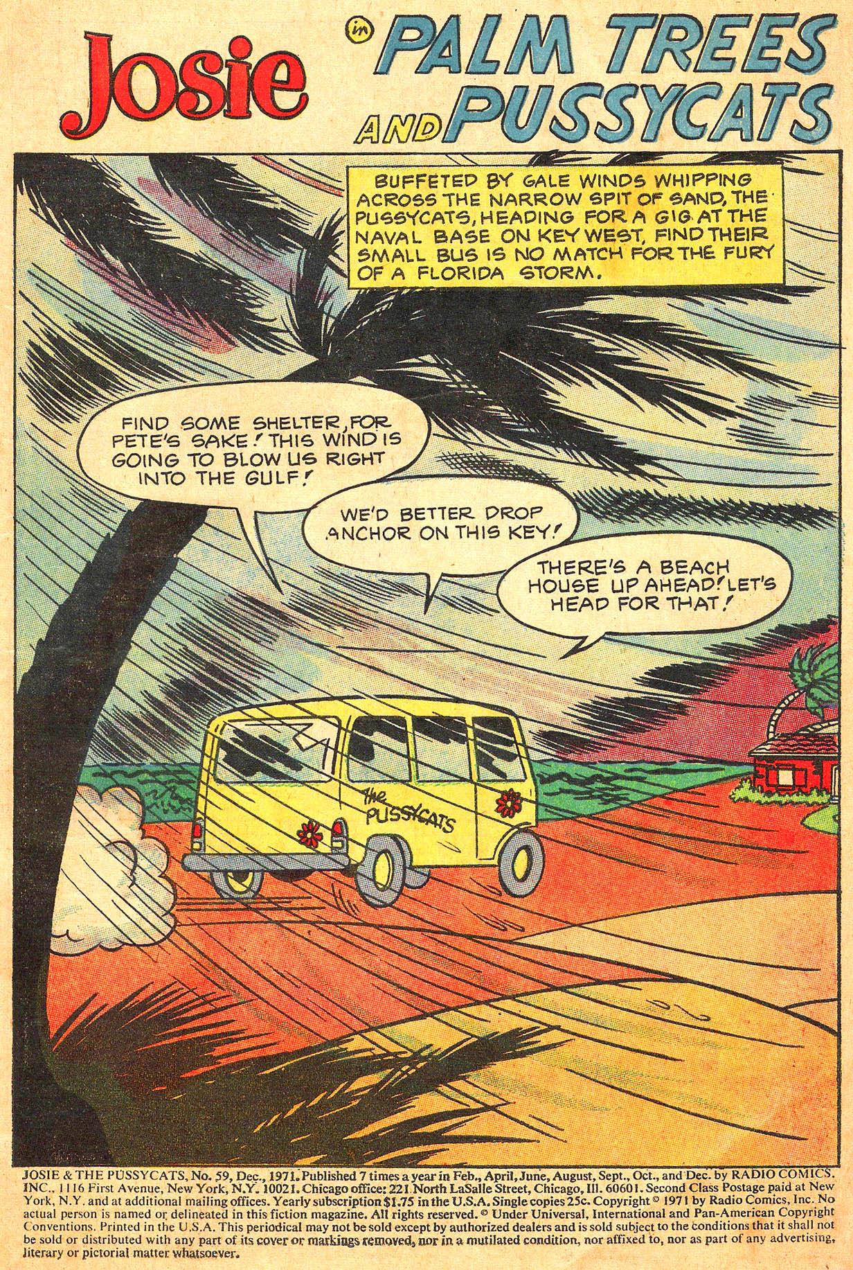 Read online She's Josie comic -  Issue #59 - 3