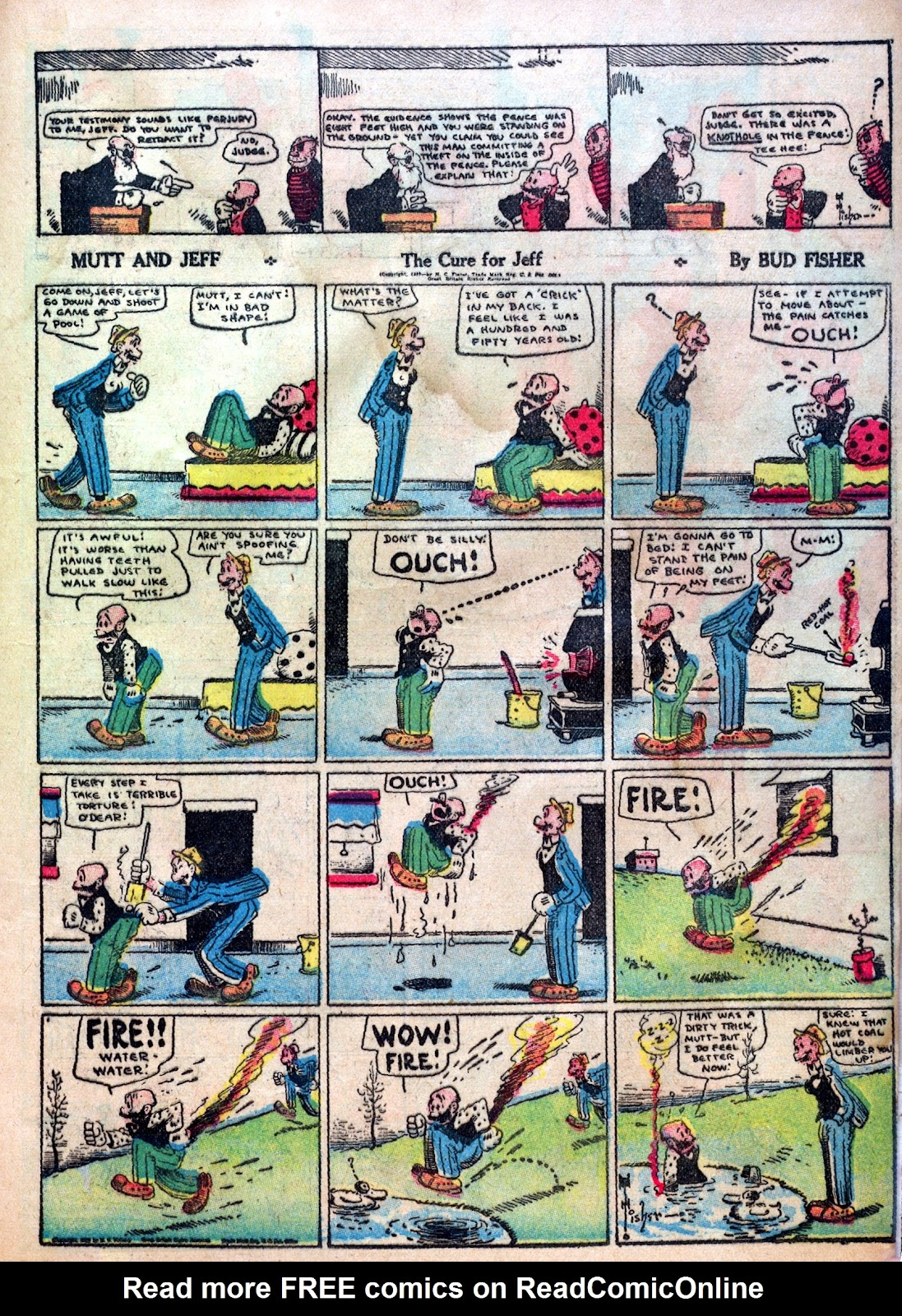 Read online Famous Funnies comic -  Issue #1 - 41