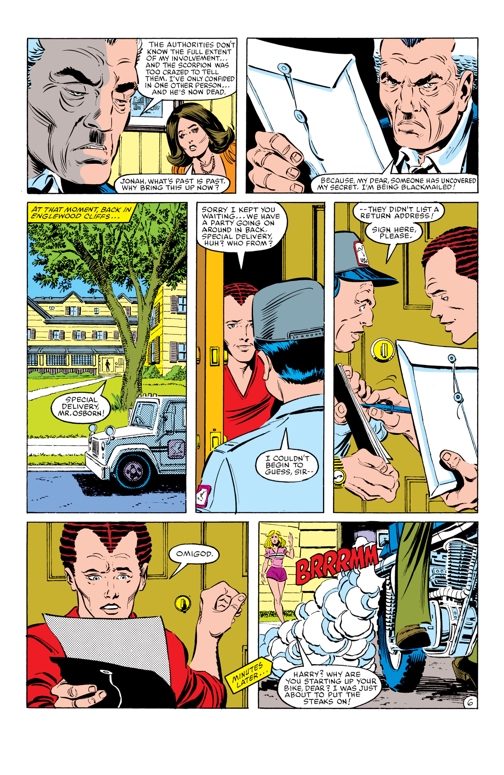 The Amazing Spider-Man (1963) 249 Page 6