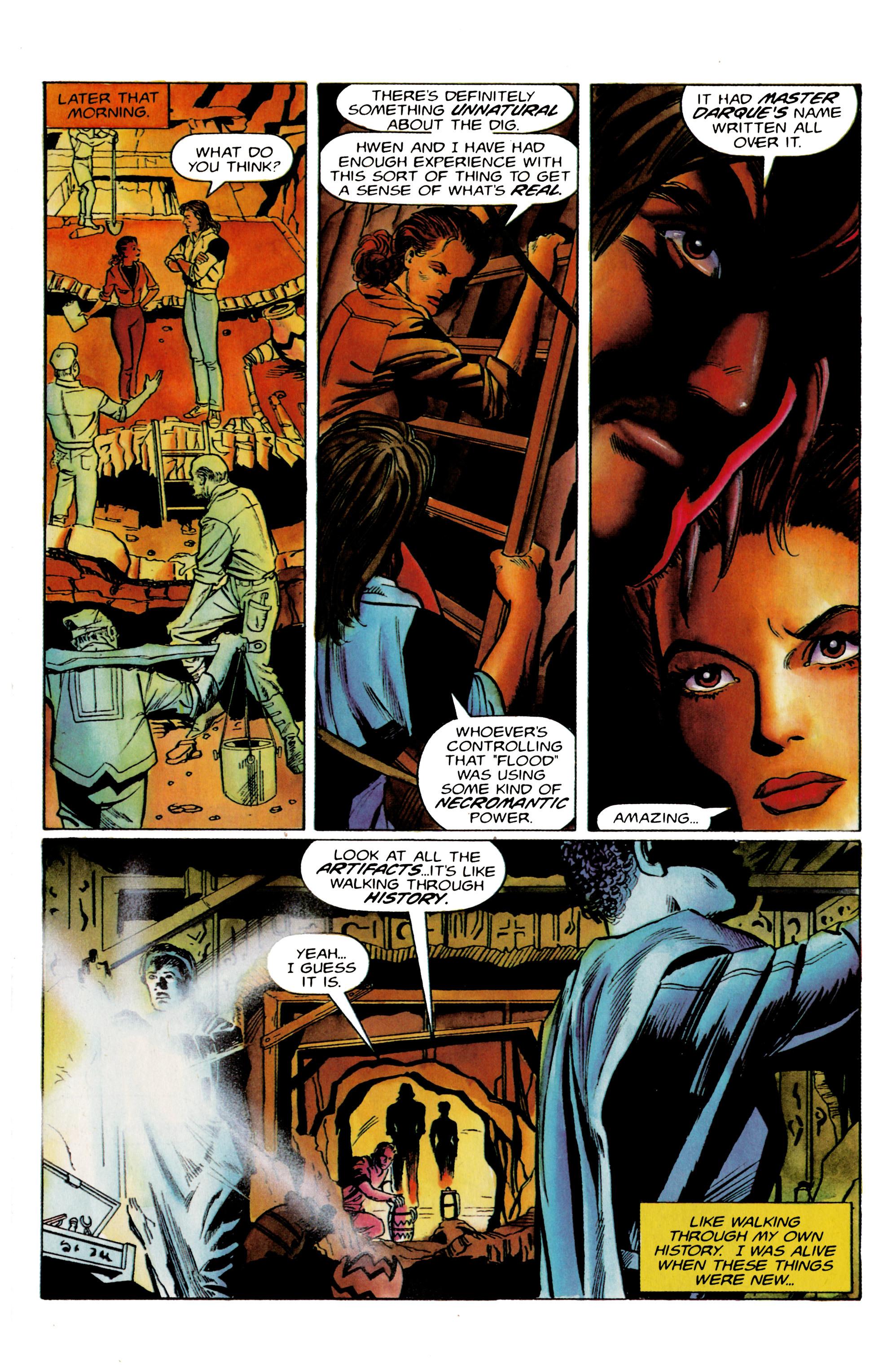 Read online Eternal Warrior (1992) comic -  Issue #19 - 10