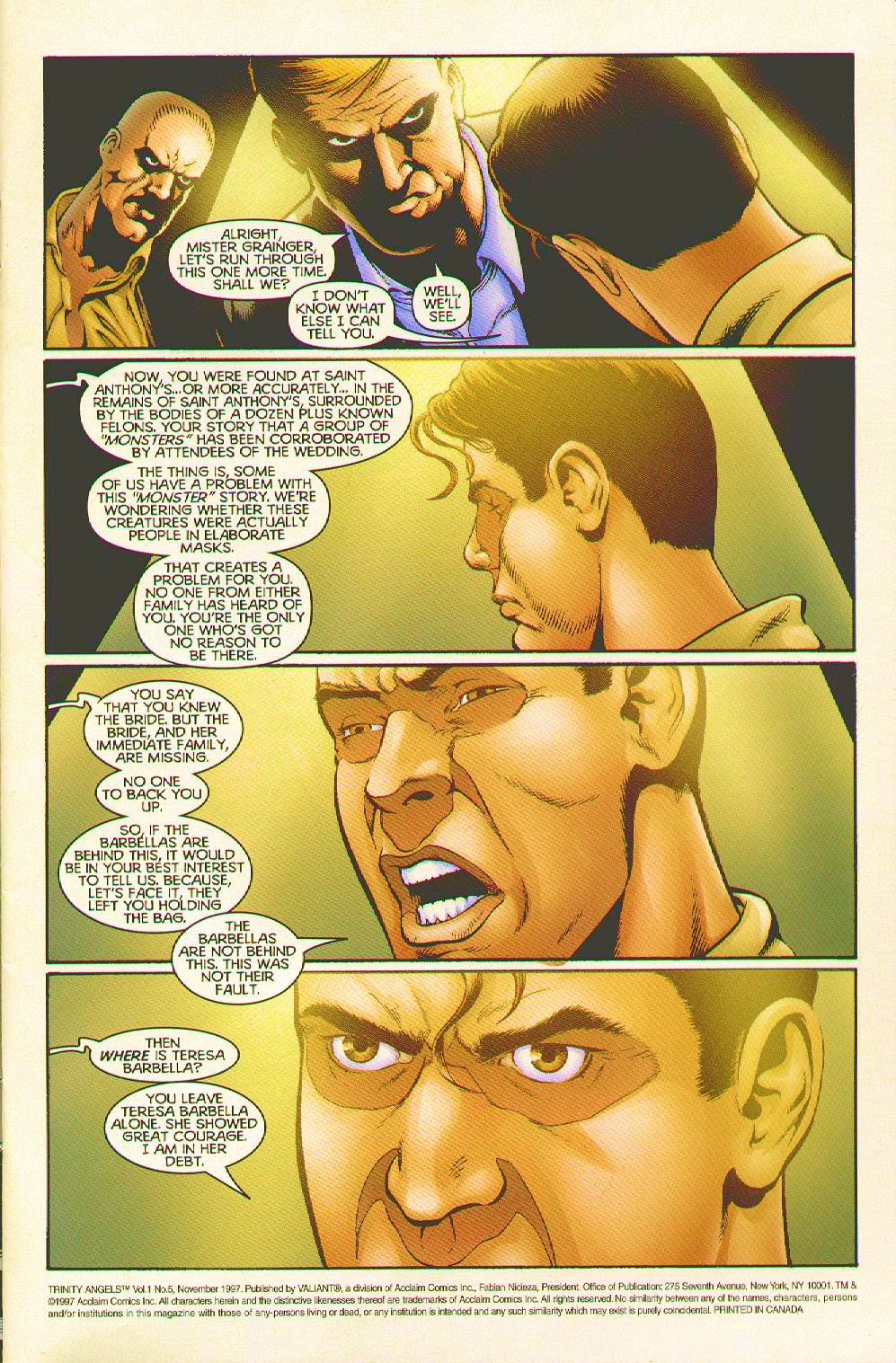 Read online Trinity Angels comic -  Issue #5 - 2