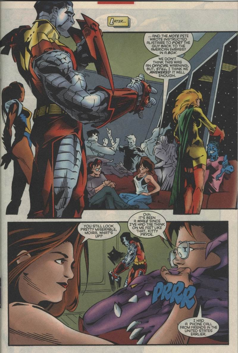 Excalibur (1988) issue 102 - Page 21