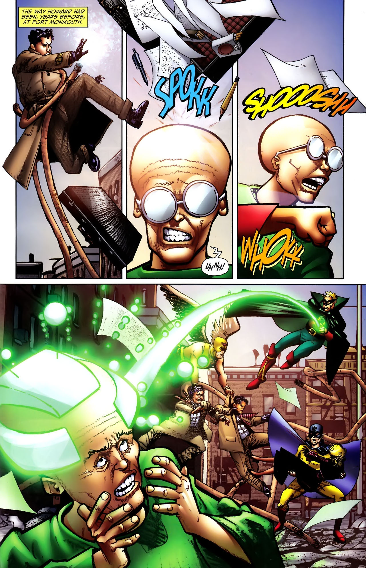 Read online JSA 80-Page Giant 2011 comic -  Issue # Full - 69