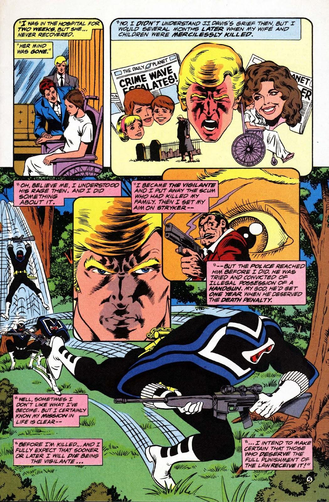 Vigilante (1983) issue 3 - Page 6