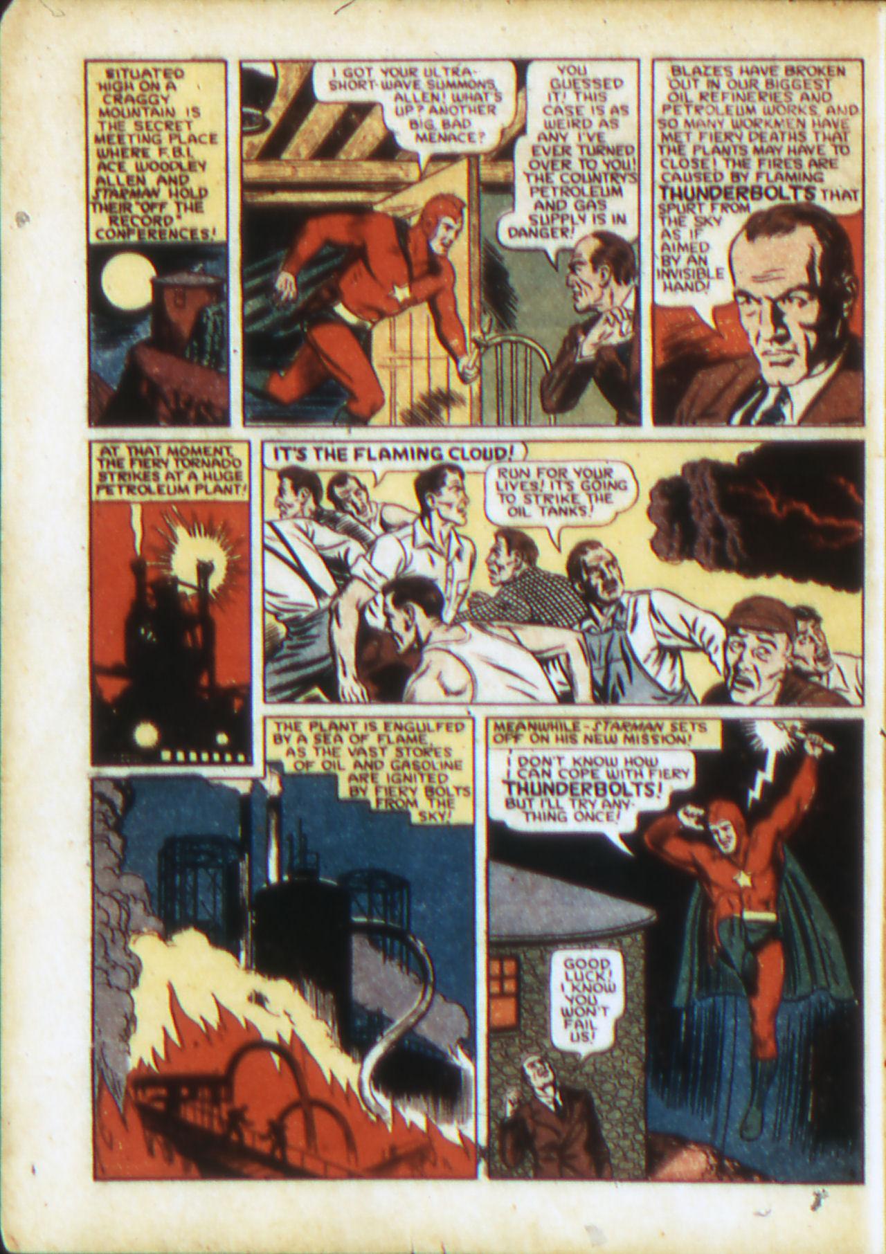 Read online Adventure Comics (1938) comic -  Issue #71 - 7