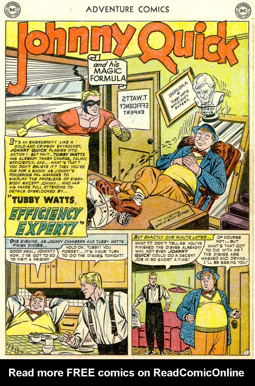 Read online Adventure Comics (1938) comic -  Issue #174 - 25
