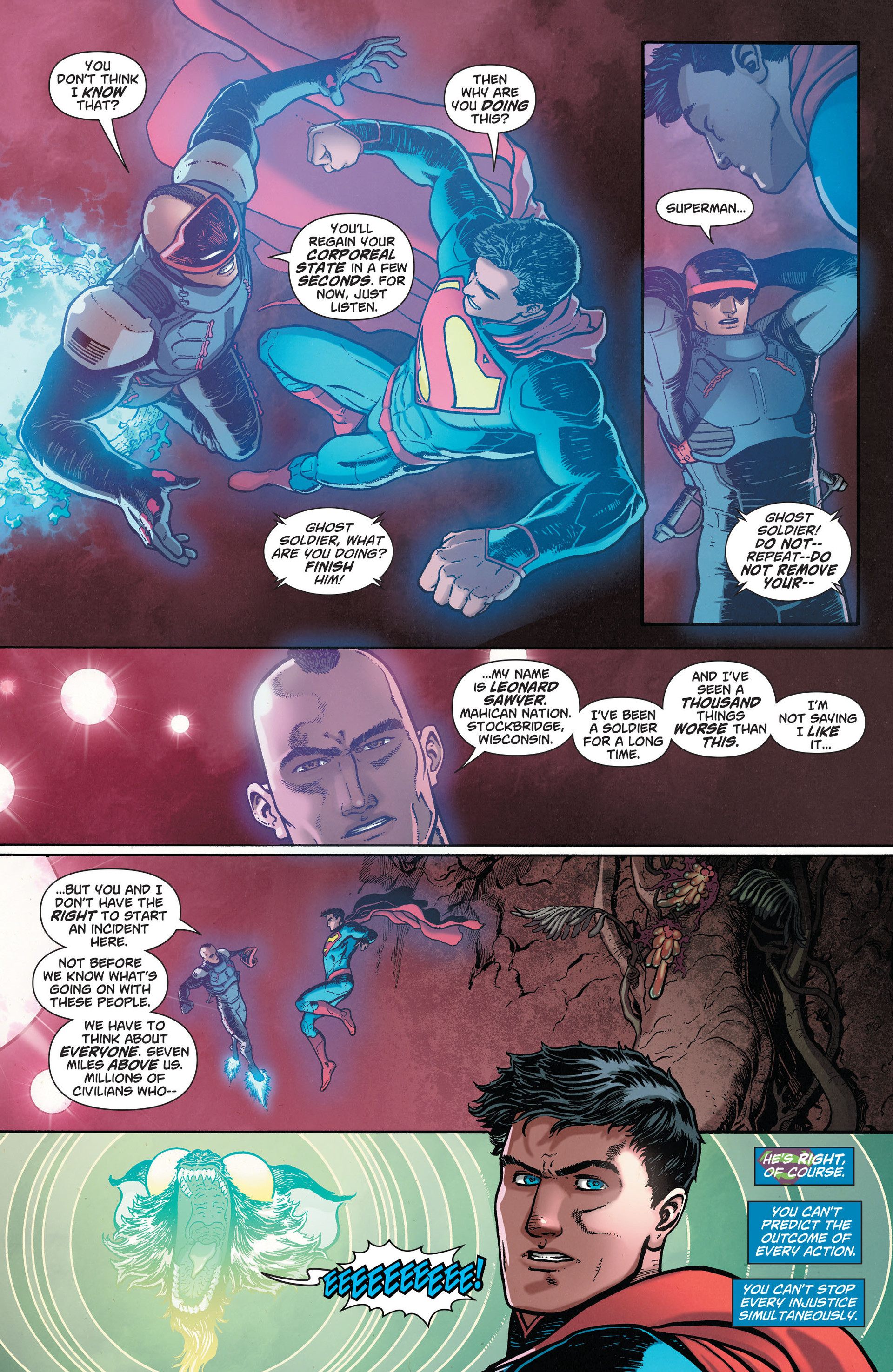 Read online Action Comics (2011) comic -  Issue #28 - 13